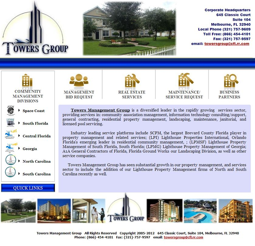 Towers Management