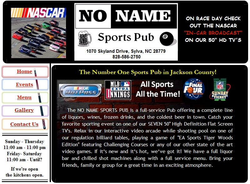 No Name Sports Pub